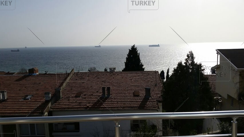 Views in property in Beylikduzu