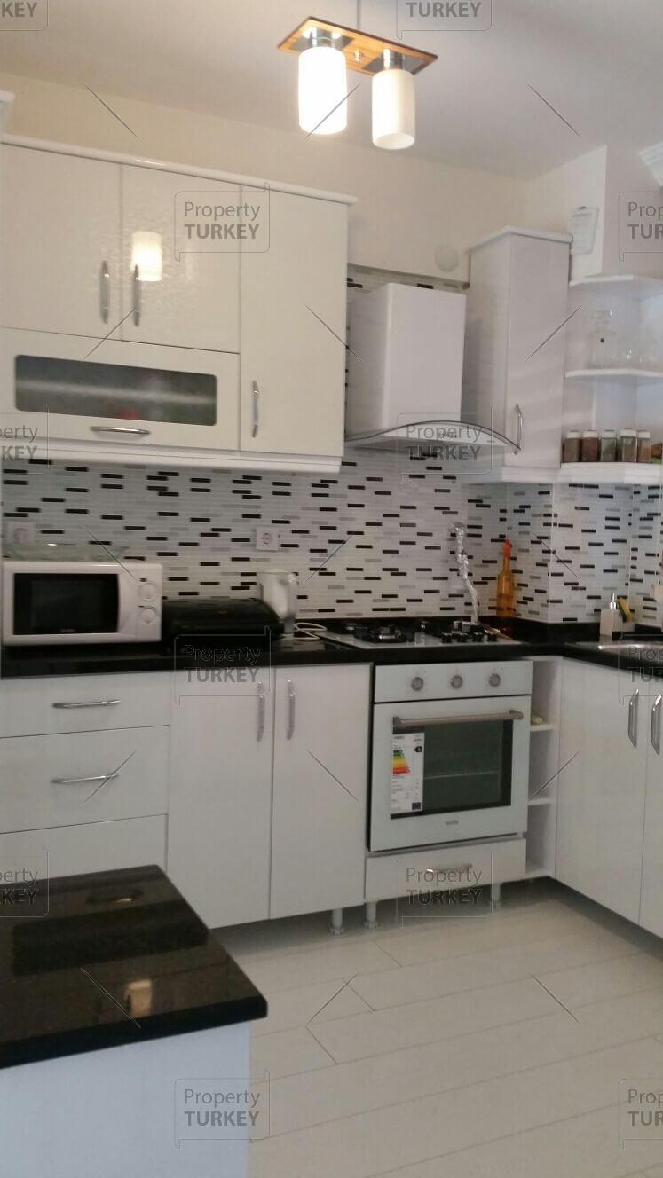 Modern equipped kitchen