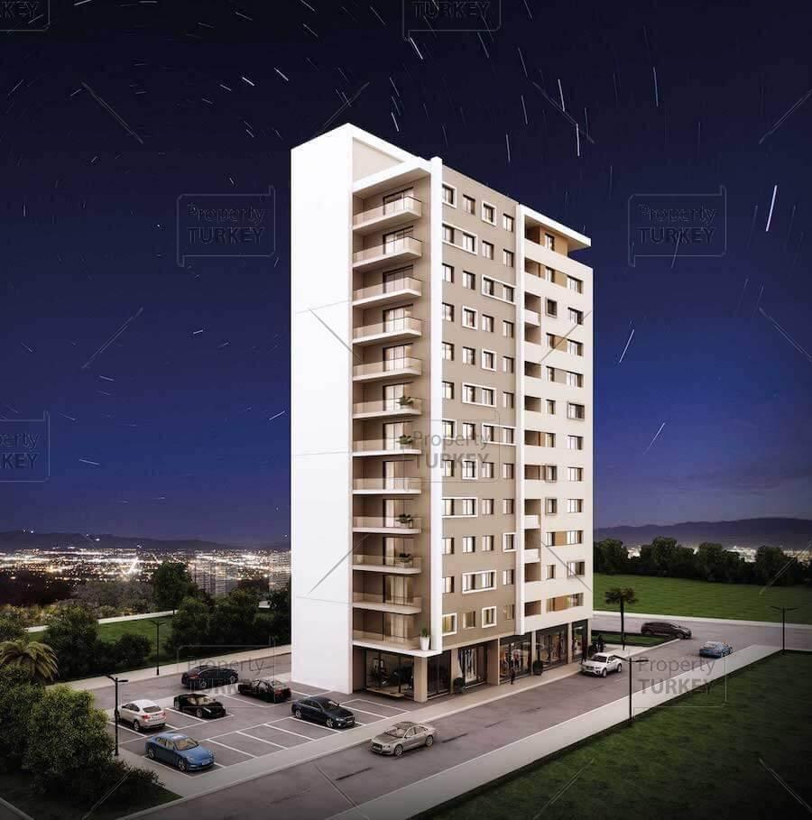 Closest Apartments: Spacious Apartments Close To City Centre Of Izmir