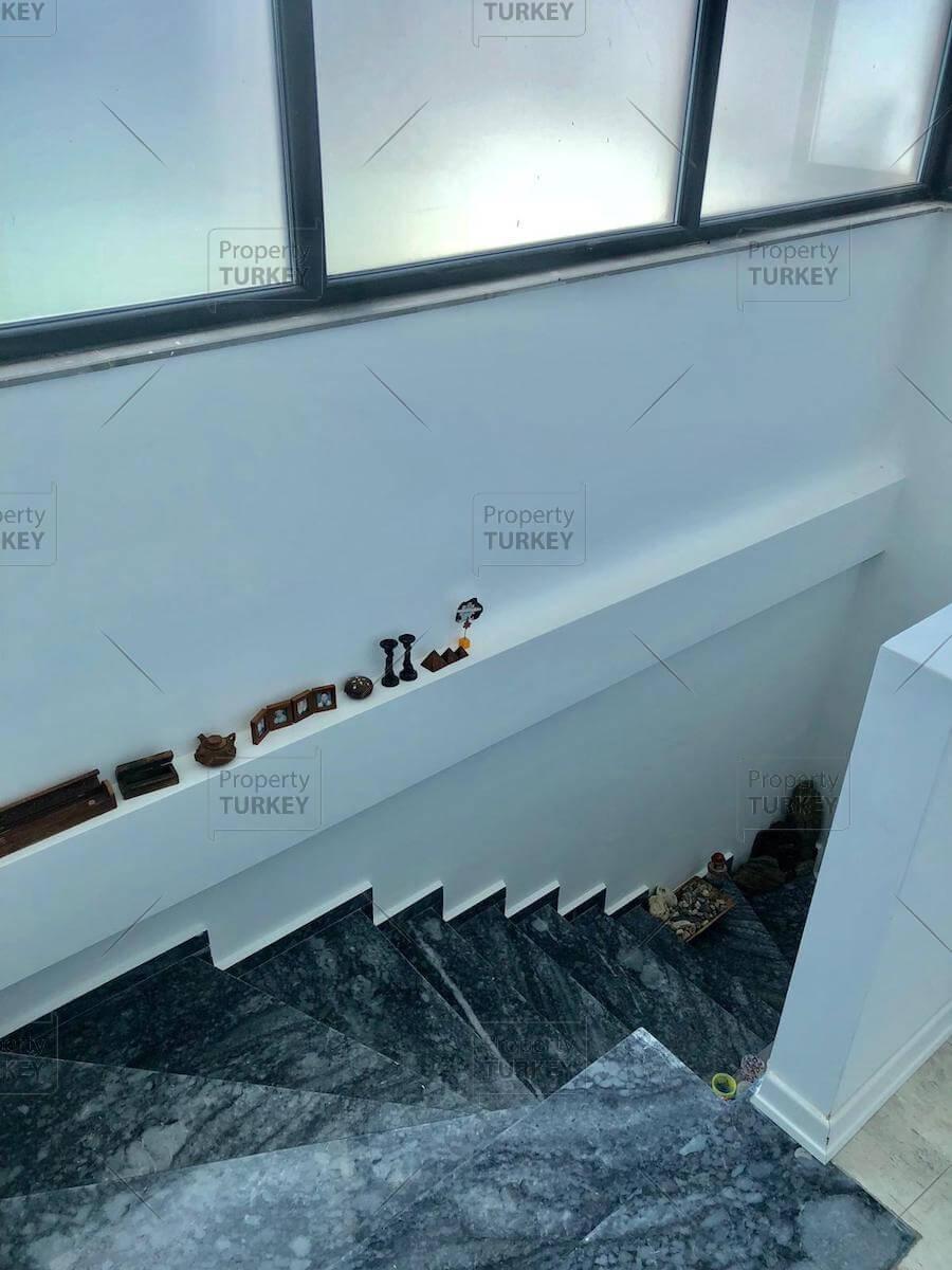 First floor access