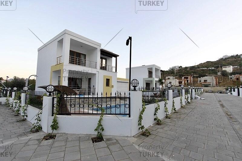 Villas street views