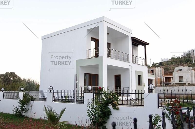 Residences in Kadikalesi