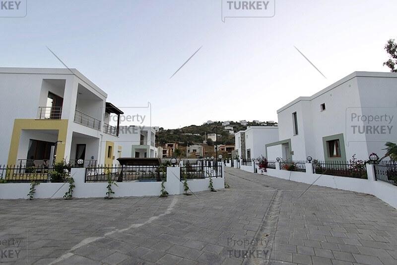 Villas neighbourhood