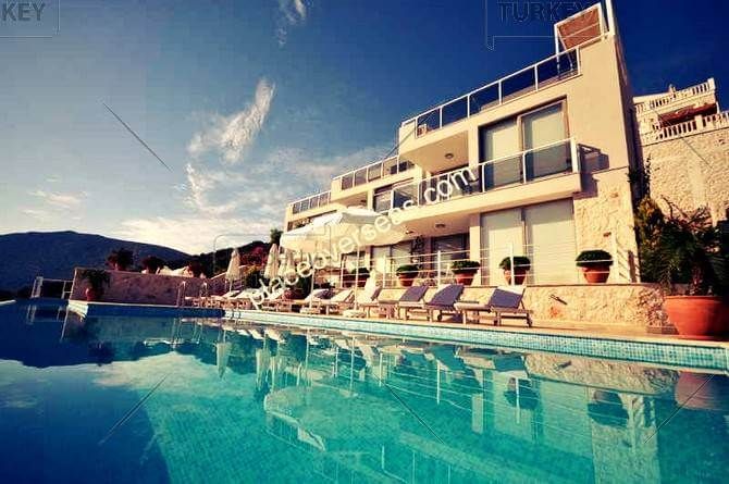 Kalkan penthouse for sale