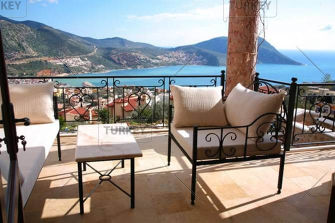 Kalkan sea views