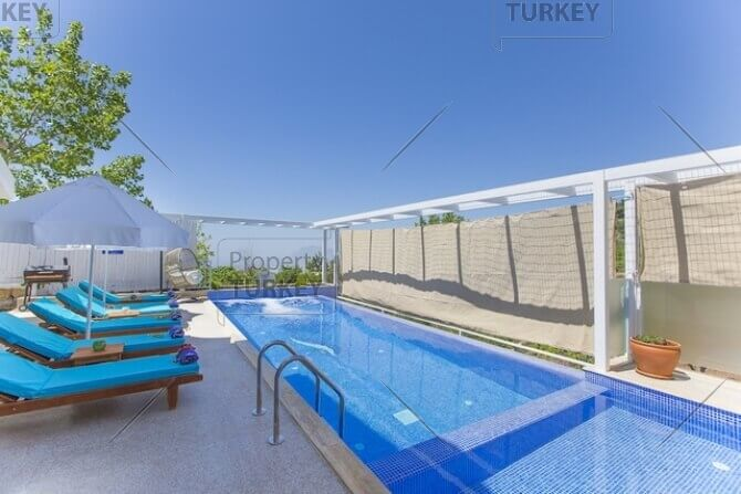 Property swimming pool