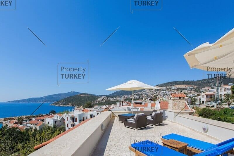 Luxury house in Kalkan