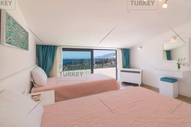 Residences double bedroom