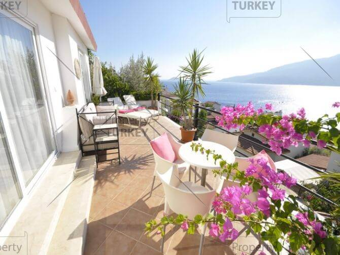 Kalkan sea view home