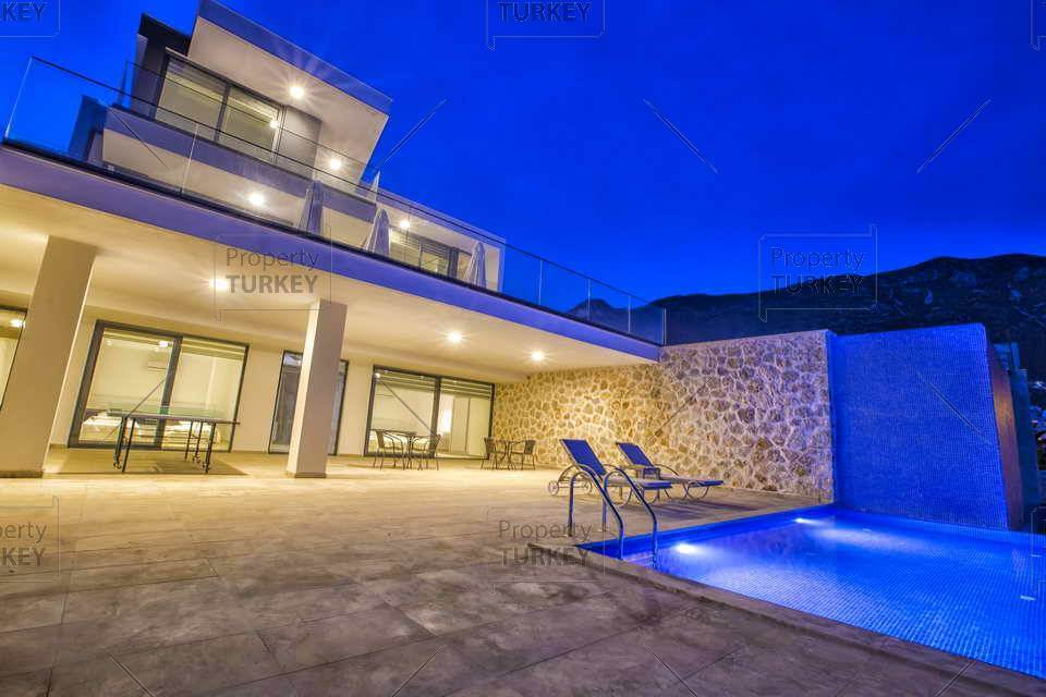 Luxury home in Kalkan