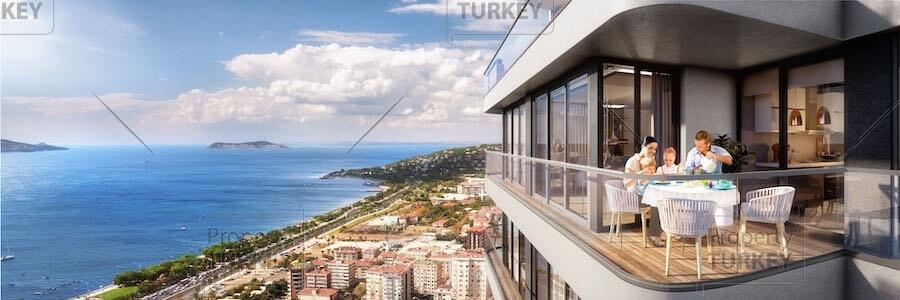 Residences views