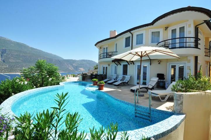 Sea view villa in Kas