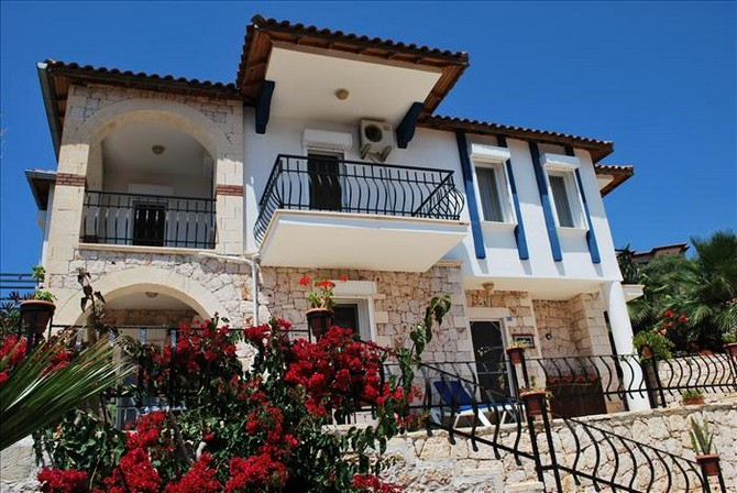 Home in Kas