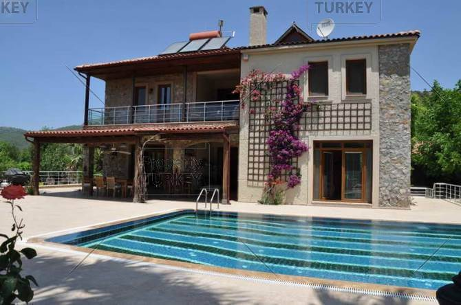 Kayakoy property in the countryside