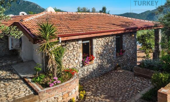 Kayakoy stone house
