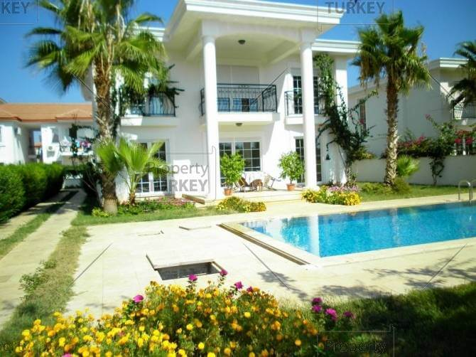Kemer property with pool