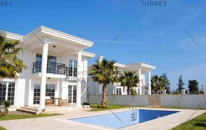 Luxury home in Kemer