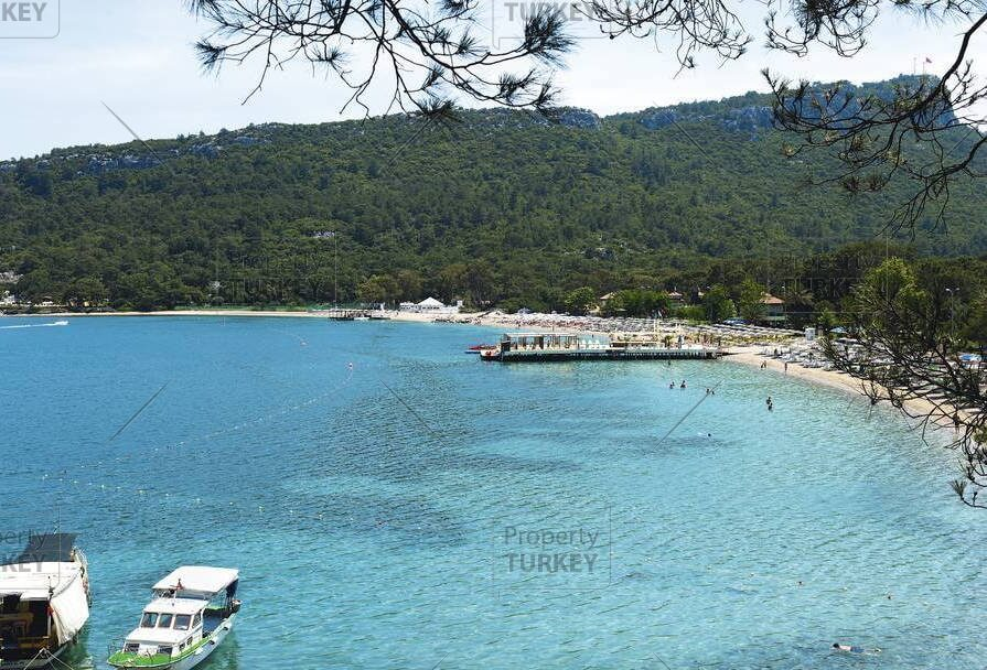 Beaches in Kemer