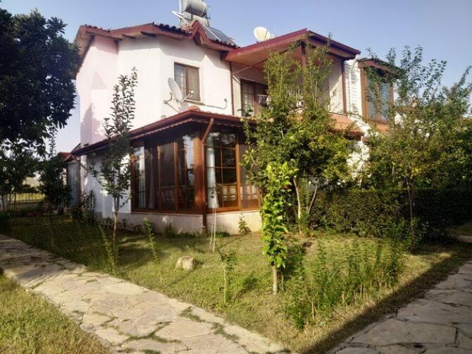 Koca Calis semi-detached villa for sale