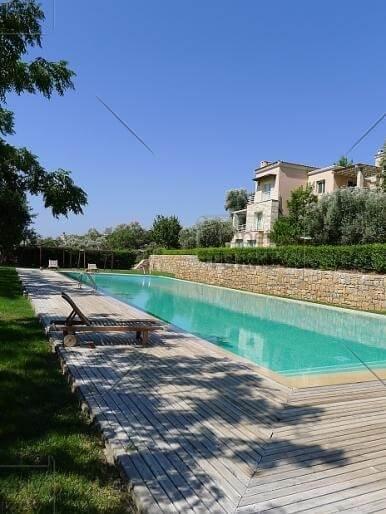 Residences swimming pool