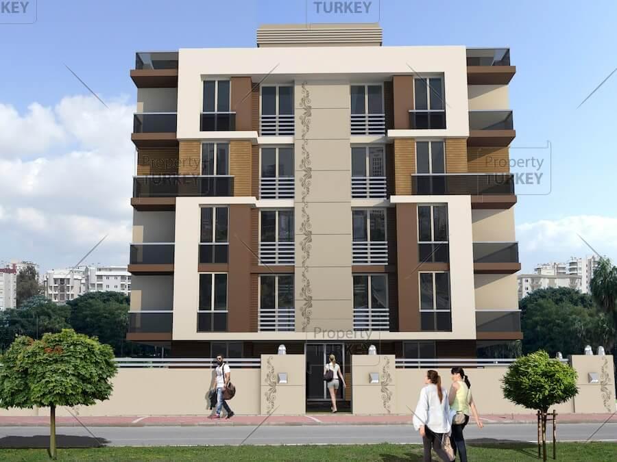 Modern bargain residences for sale in Konyaalti