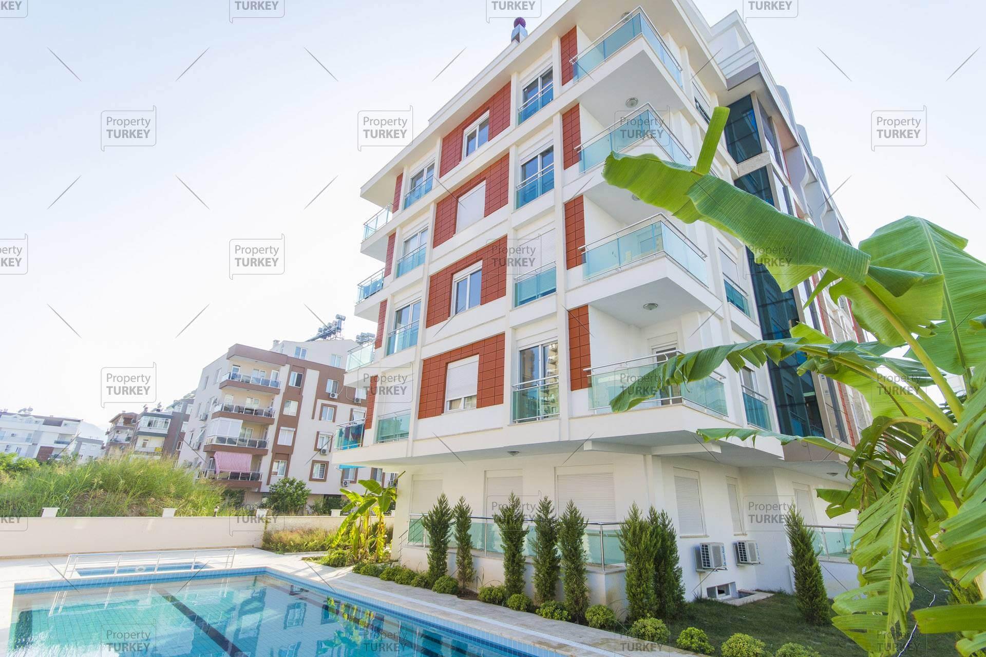 Apartments in Konyaalti