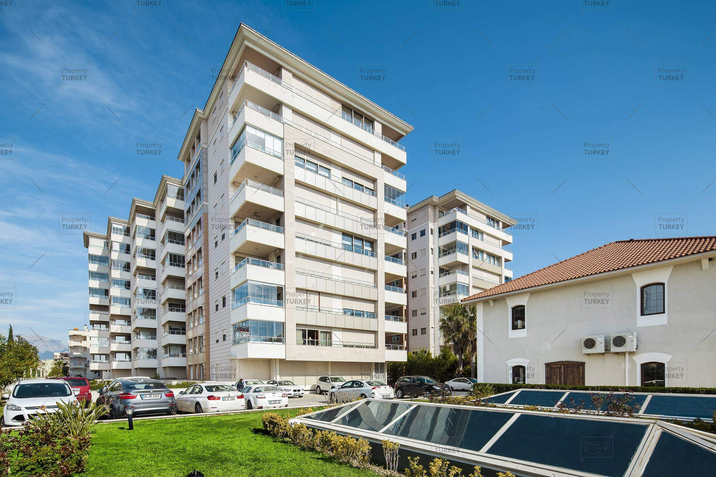 Apartments in Antalya