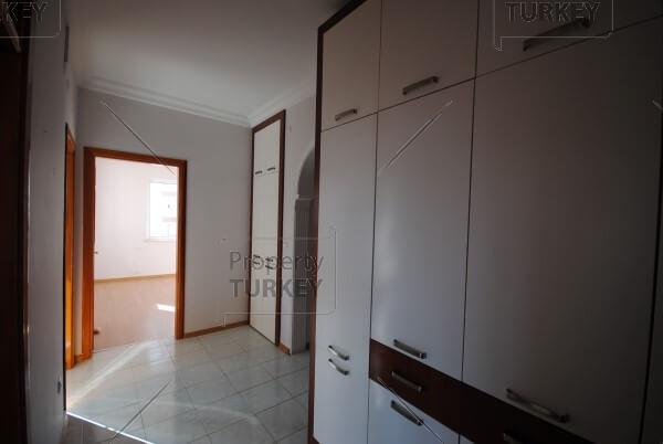 Apartments corridor