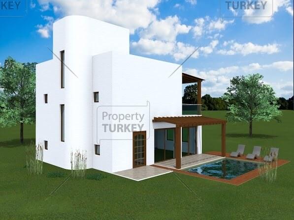 Villas in Yalikavak for sale