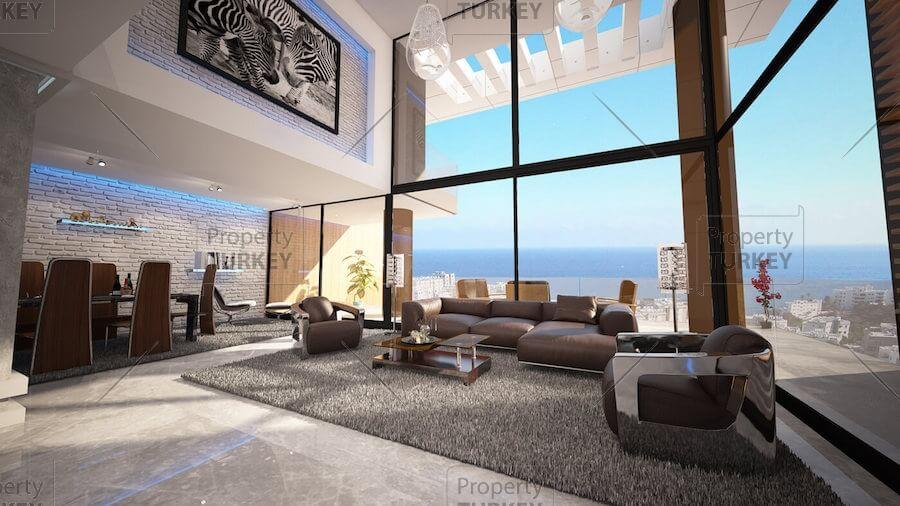 Sea View Apartments For In Kyrenia