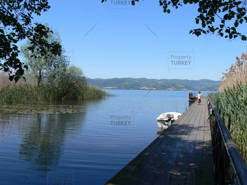 Sapanca lake Turkey