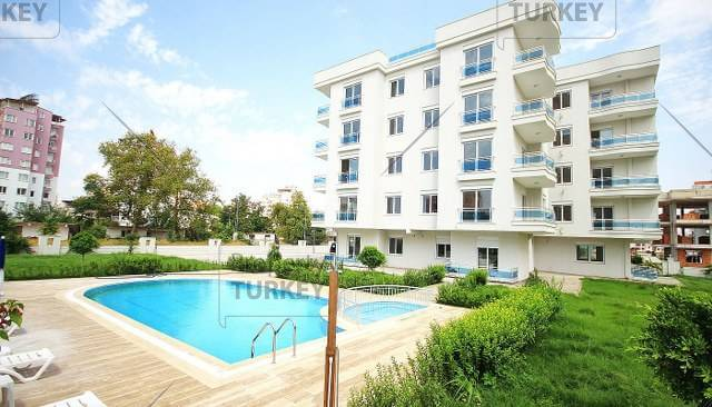 Bargain apartments for sale in Antalya Lara district