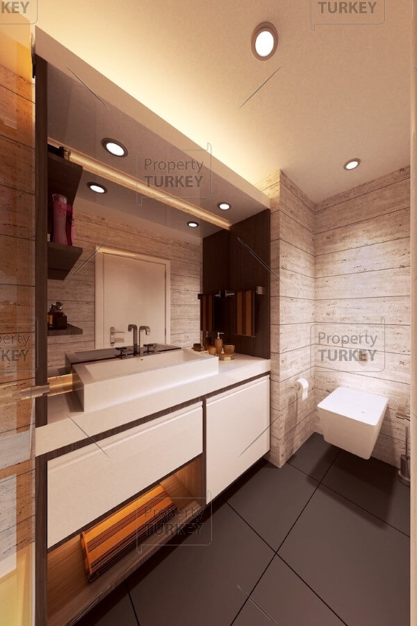 Apartments bathroom
