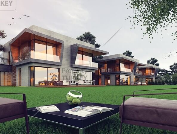 Luxury home for sale in Bahcesehir