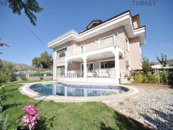 Calis luxury house for sale