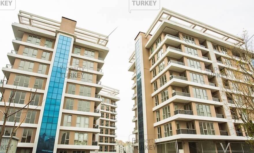 Luxury residences for sale in Istanbul