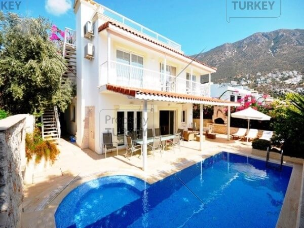 Kalkan luxury villa for sale