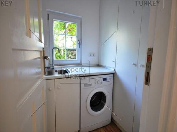 Area to do laundry