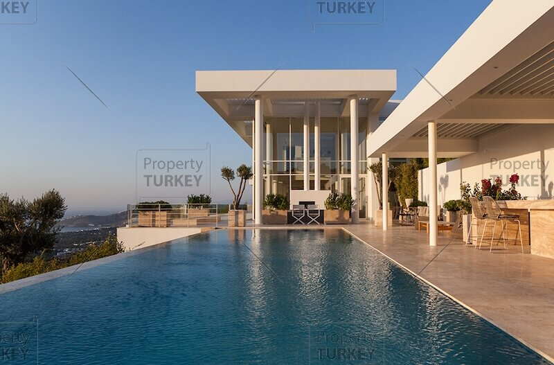 Yalikavak mansion designed by Richard Meier for sale