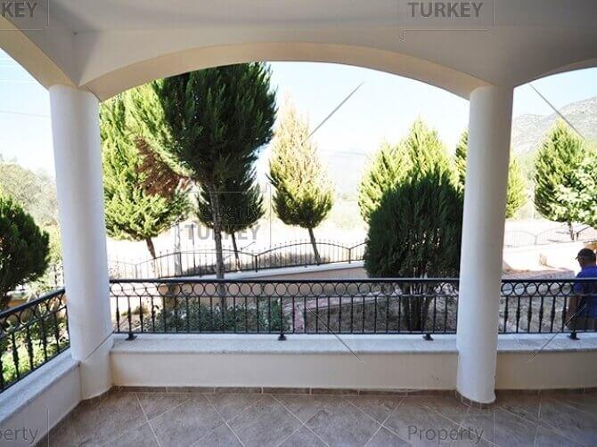 External corridor