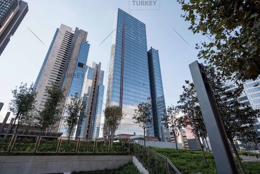 Incredible residences for sale in Sisli Istanbul