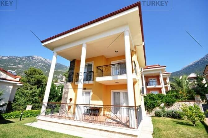 Ovacik villa for sale with incredible views