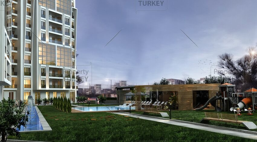 Apartments close to the city centre for sale in Bursa Nilufer