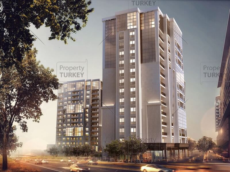 Bursa apartments