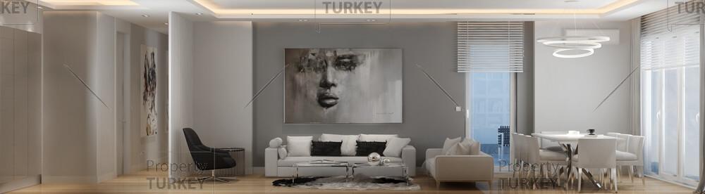 Residences living room