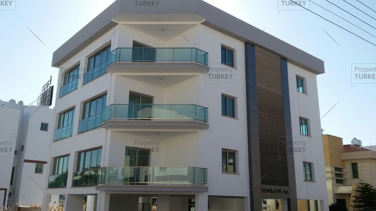 North Cyprus Apartments For