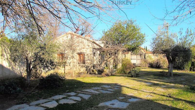 Stone villa in Ortakent