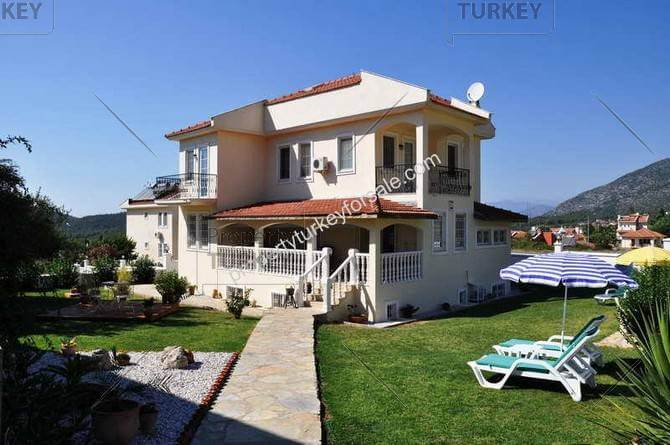 Stunning home in Ovacik Fethiye