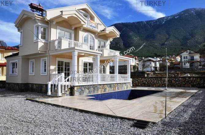 Property in Ovacik with pool