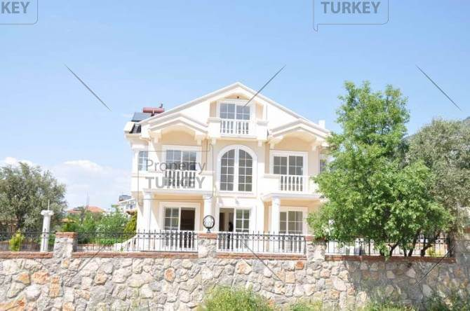 Villa in Ovacik Fethiye